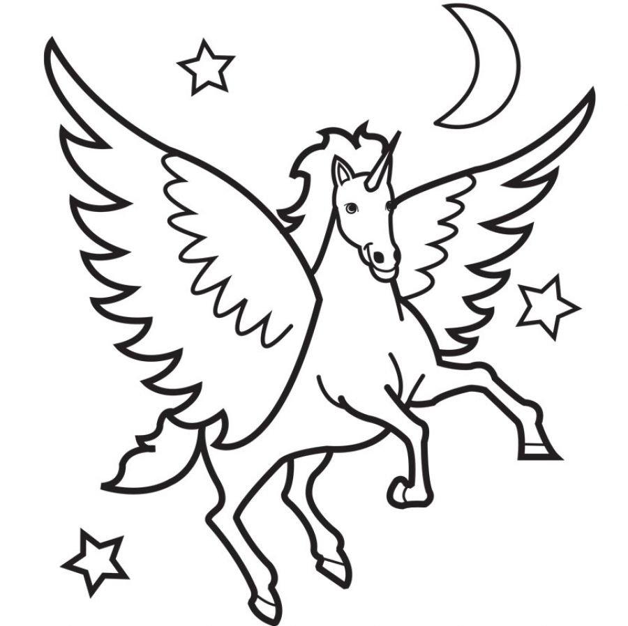 Horse Coloring, Printable Horse Coloring, Free Horse Coloring