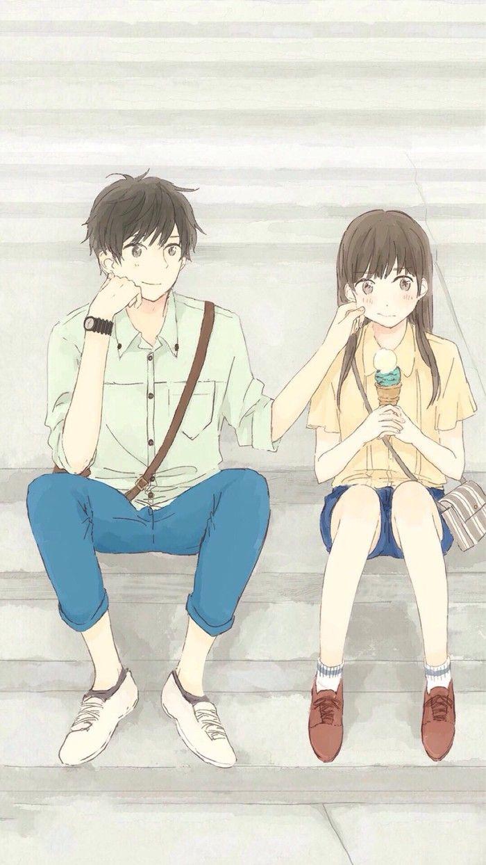 Kết Quả Hình ảnh Cho Anime Couple Cute