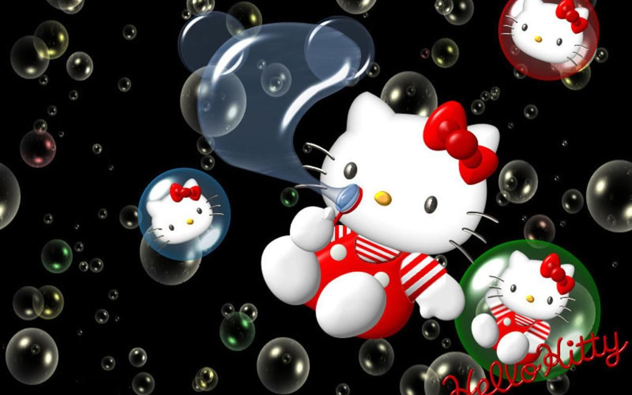 Hello Kitty 3d Download