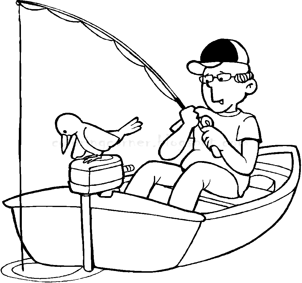 Amazing Boat Coloring Page 14 For Your Gallery Coloring Ideas With