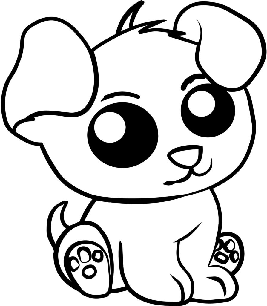 Amazing Cute Animals Coloring Pages 36 About Remodel Coloring