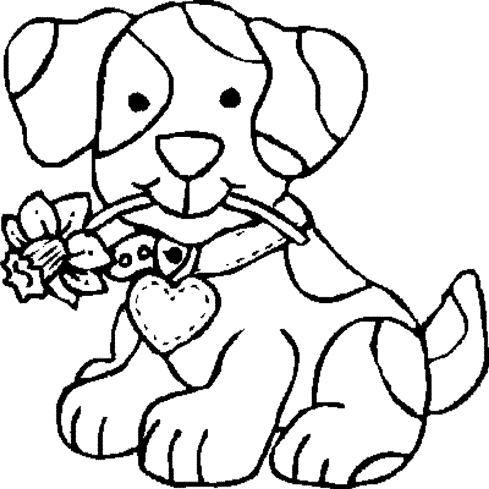 Amazing Dogs Coloring Pages 39 For Your Line Drawings With Dogs