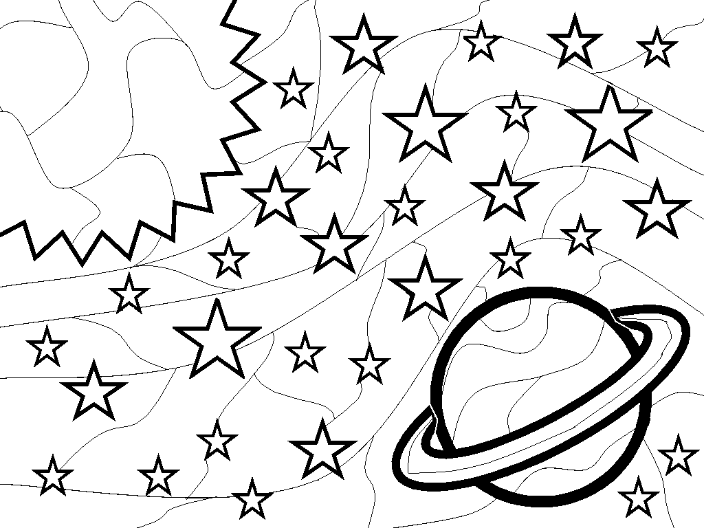 Amazing Outer Space Coloring Pages 62 In Coloring Books With Outer