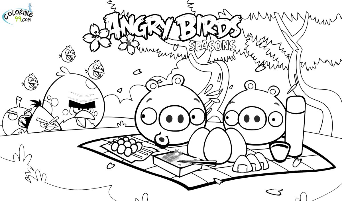 Angry Birds Star Wars Coloring Pages At Star Wars Angry Birds