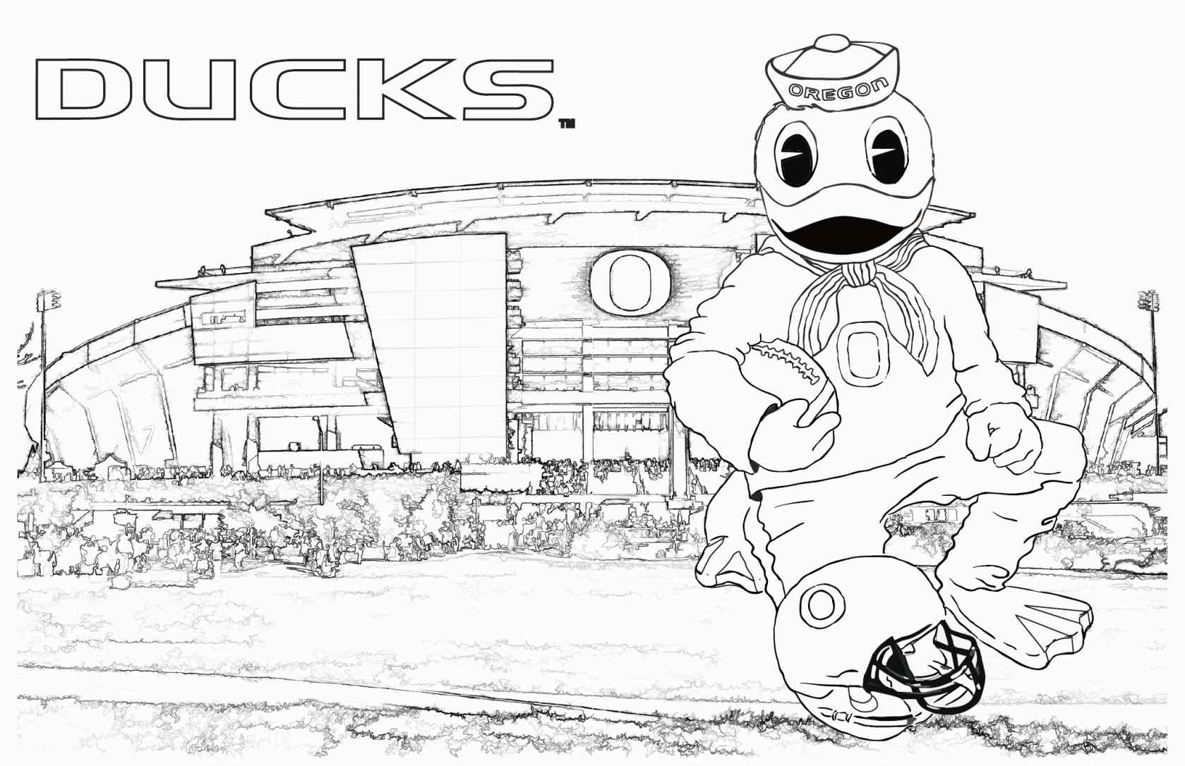 Auburn College Football Helmet Coloring Pages For