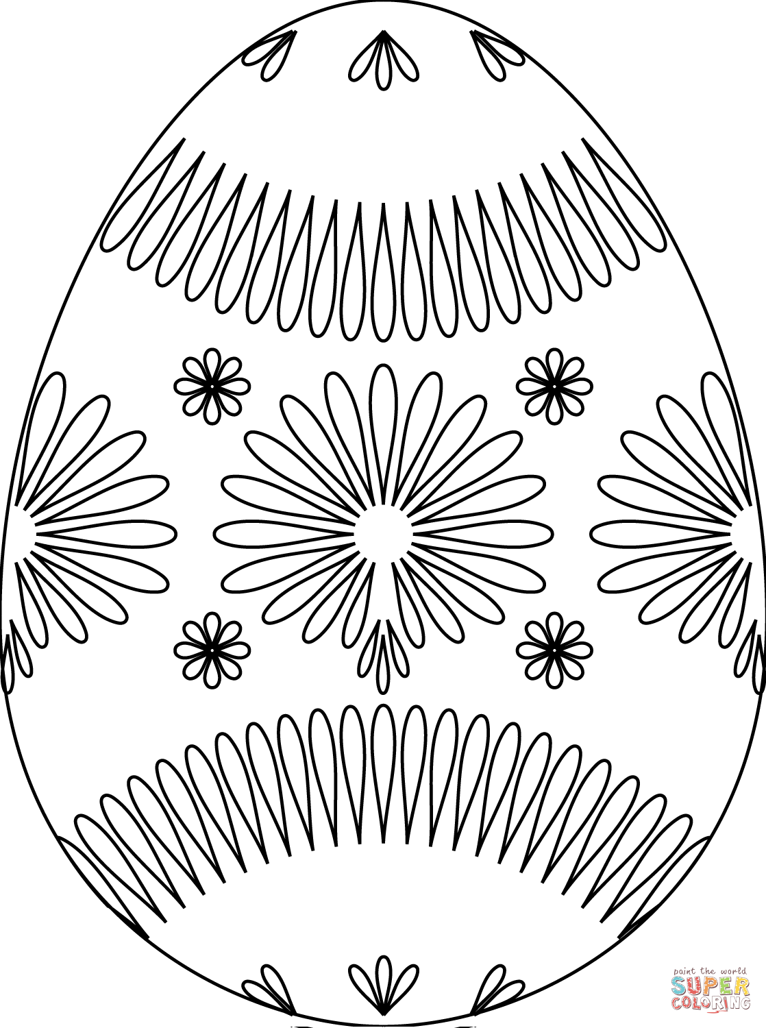 Awesome Pattern Coloring Pages 84 For Coloring For Kids With