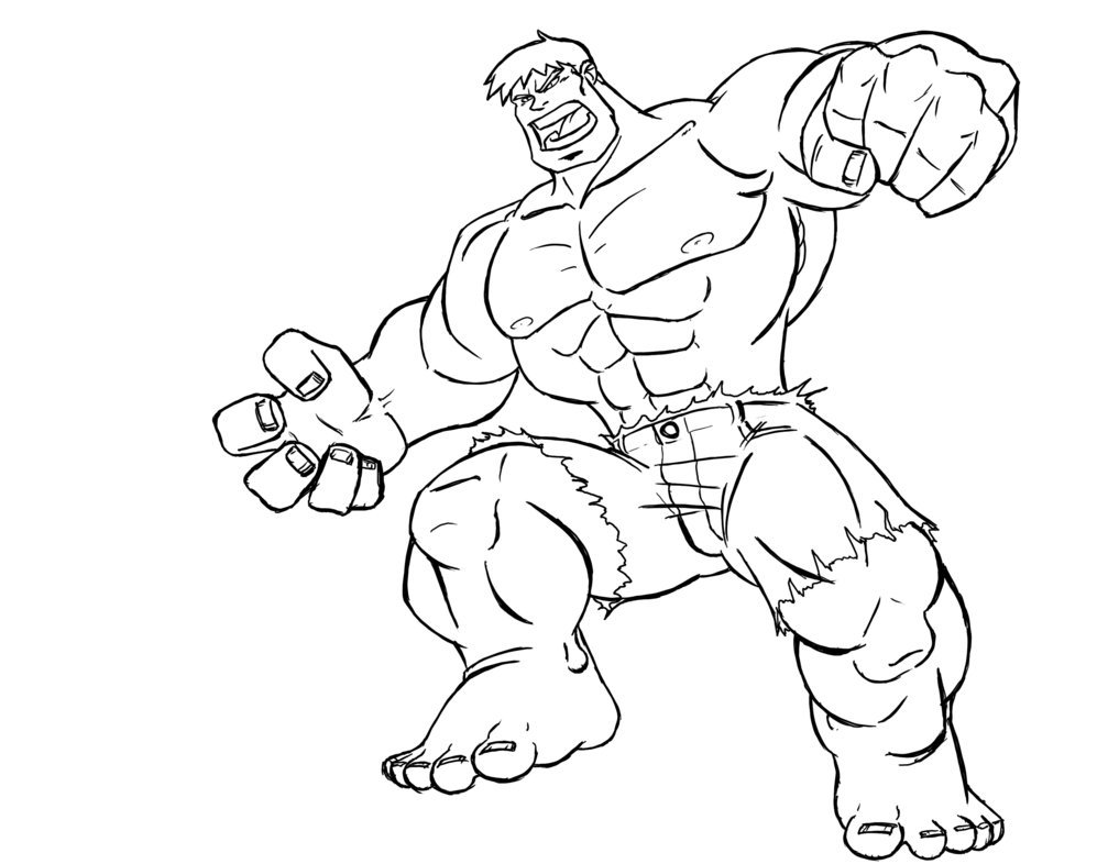 Best Incredible Hulk Coloring Pages 48 On Seasonal Colouring Pages