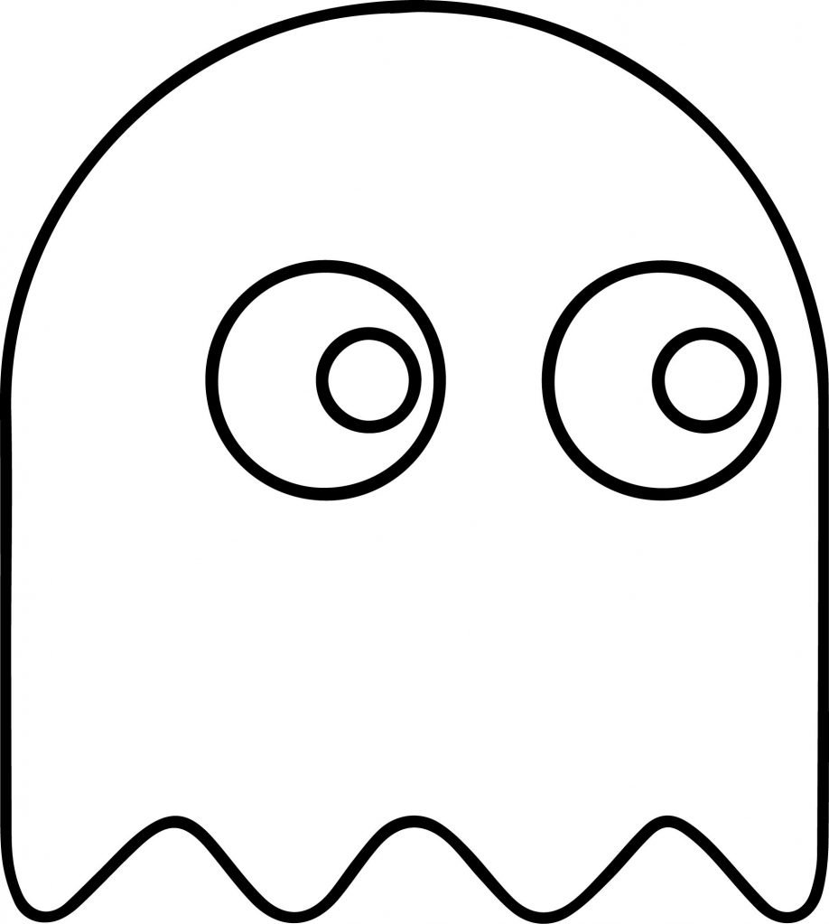 Best Pacman Coloring Pages 62 In Free Coloring Kids With Pacman