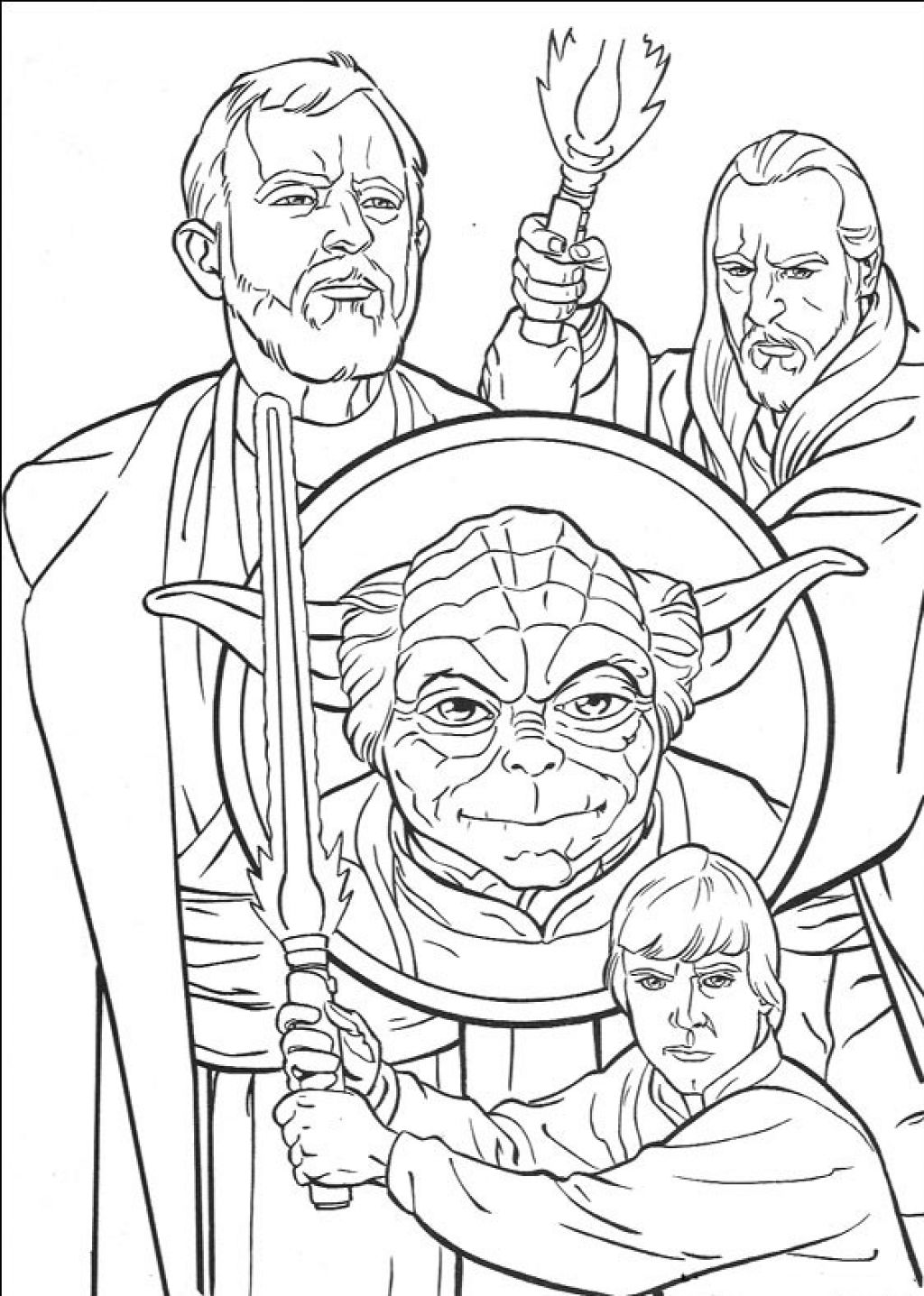 Best Star Wars Coloring Pages Free 23 For Your Download Coloring