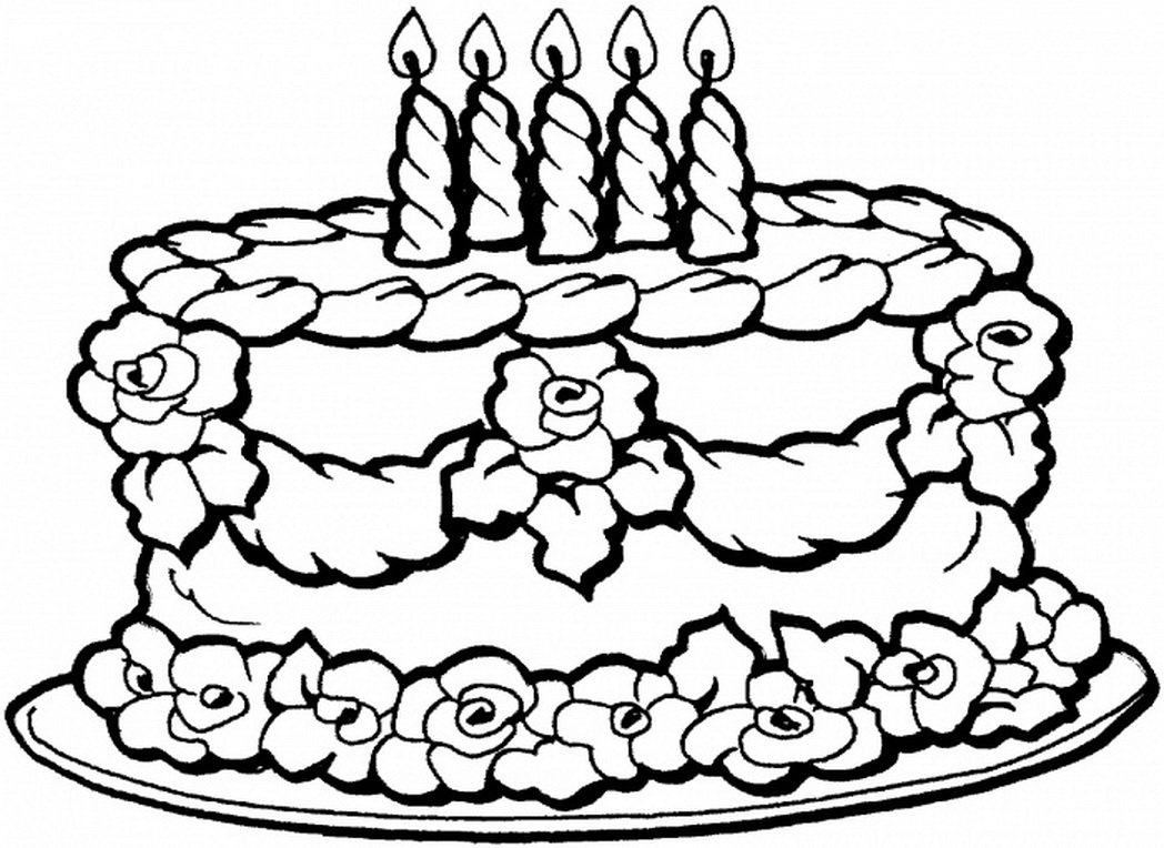 Birthday Coloring Pages For Mom Best Of