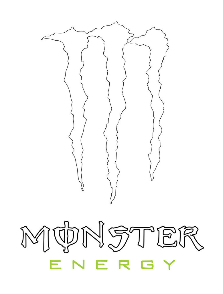 Monster Energy Clipart Enegy