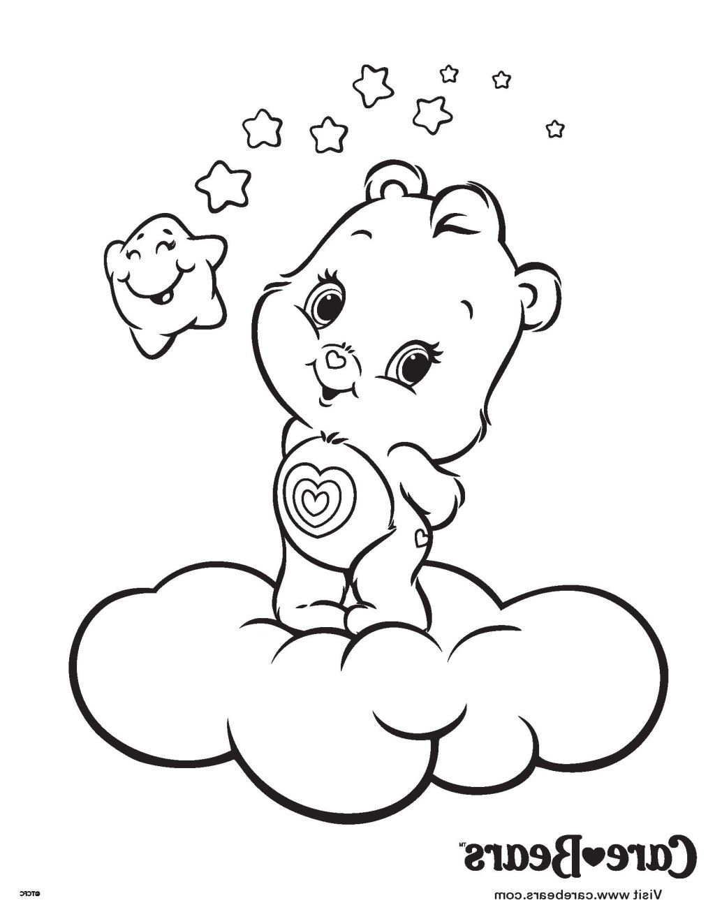Care Bears Coloring Pages » Coloring Pages Kids
