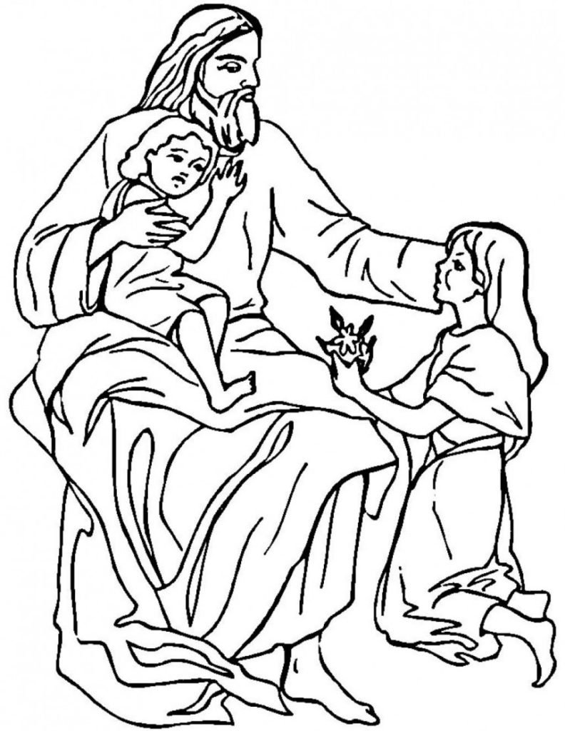Saints Coloring Pages Best Photo Gallery Websites Catholic