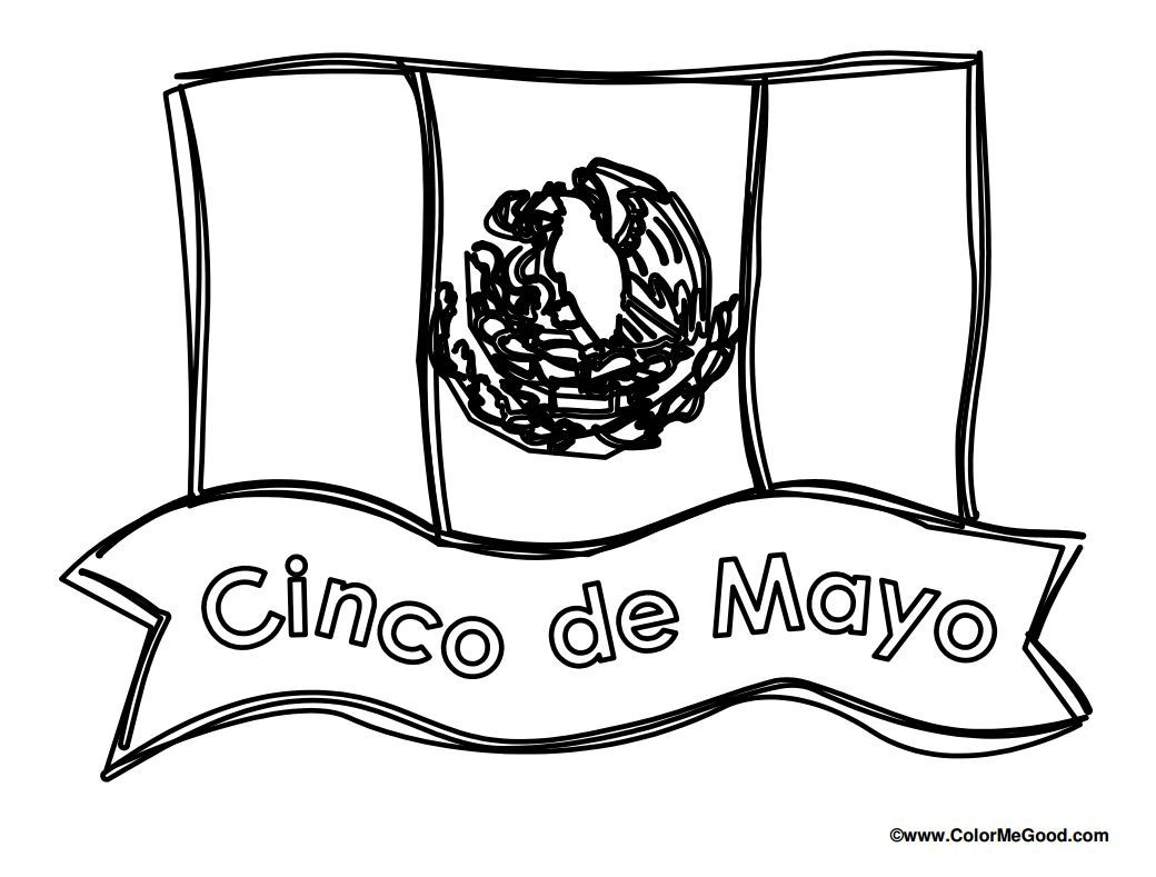 Free Printable Cinco De Mayo Coloring Pages For Kids And Color