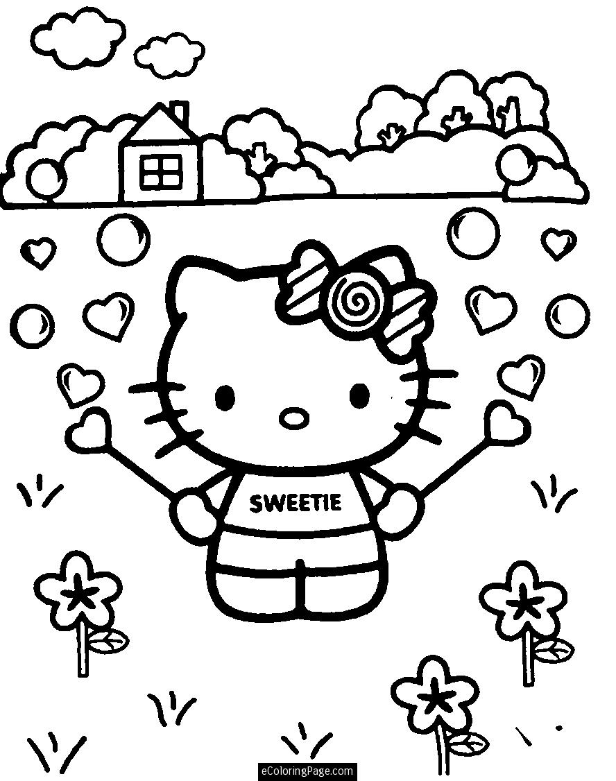 Coloring Pages For Girls (9)