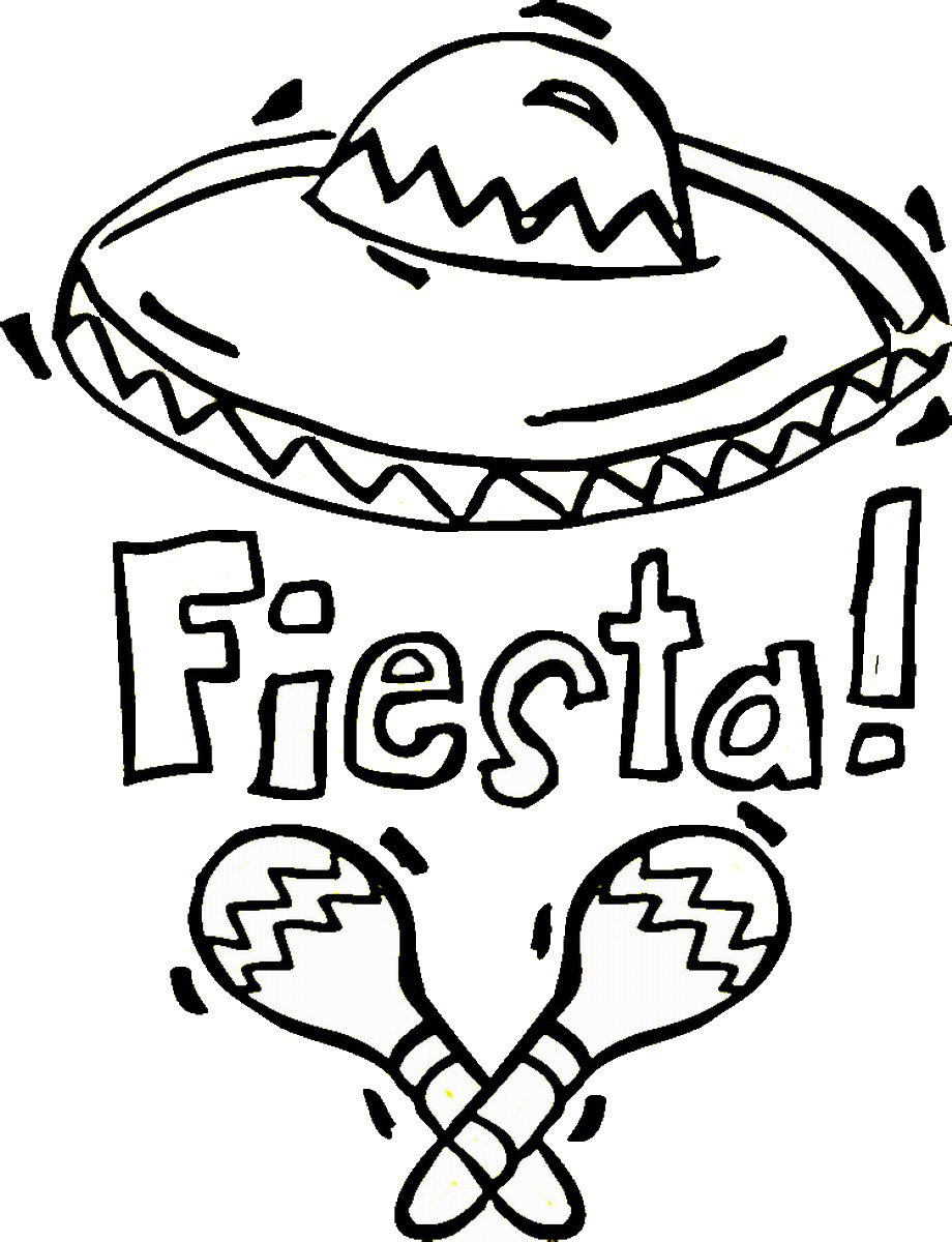Coloring Pages  Mexico Page  Breadedcat Free Printable For Pages