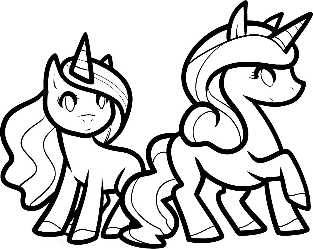 Coloring Site Cute Unicorn Coloring Pages New In Decoration Online
