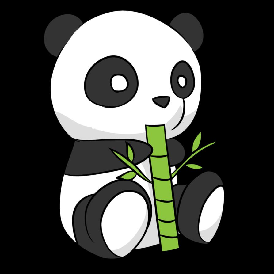 Cute Panda Drawing By Arycarys On Deviantart