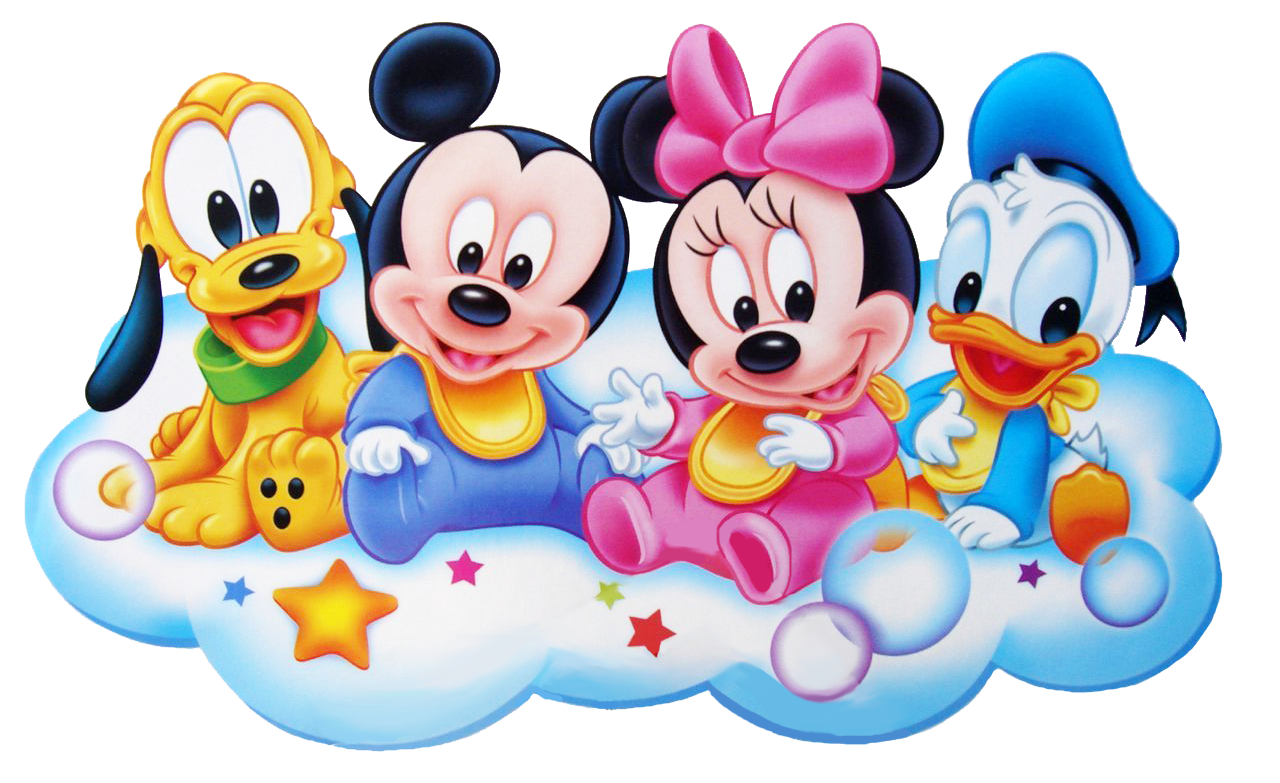 Baby Disney Characters Clipart (108+)