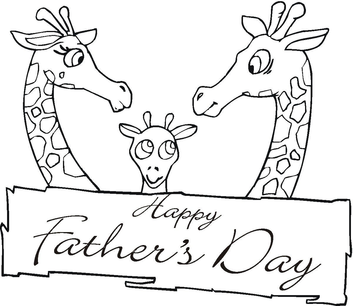 Elegant Fathers Day Coloring Pages 13 About Remodel Seasonal