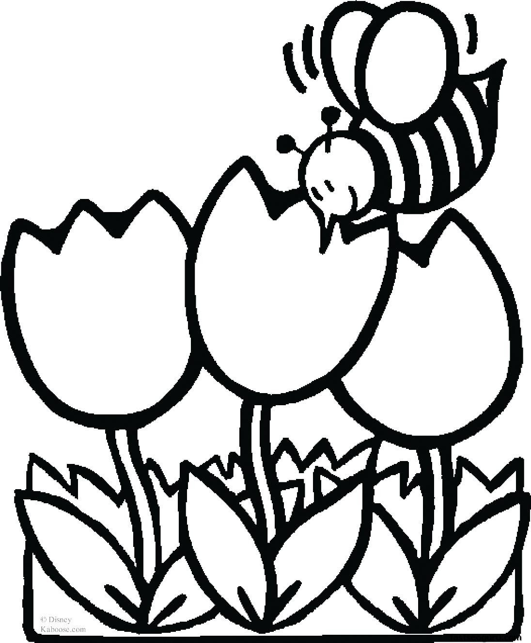Flower Coloring Pages New Coloring Pages To Print