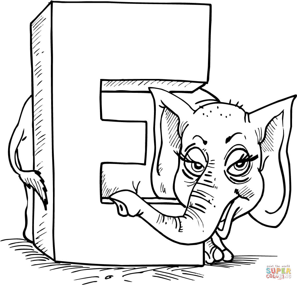 For Kid Coloring Pages Letters 24 On Coloring Pages Of Animals
