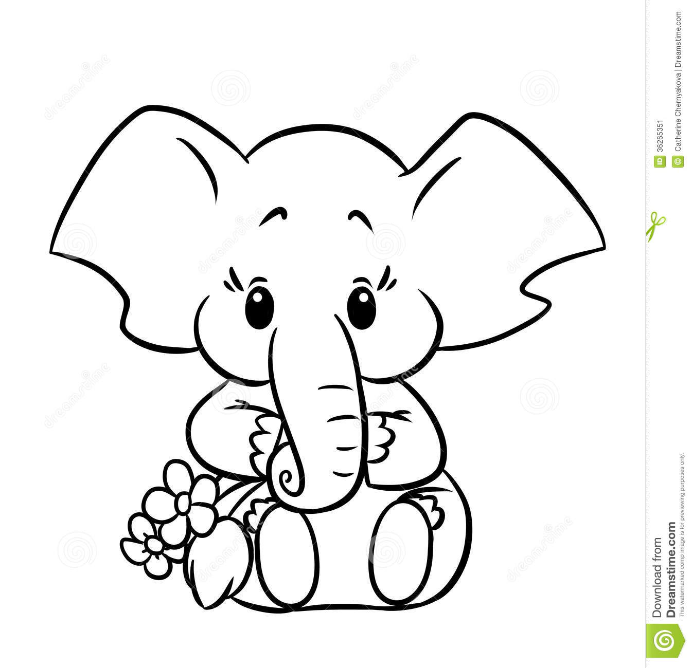 Free Elephant Coloring Sheets 26 For Your Free Coloring Book With