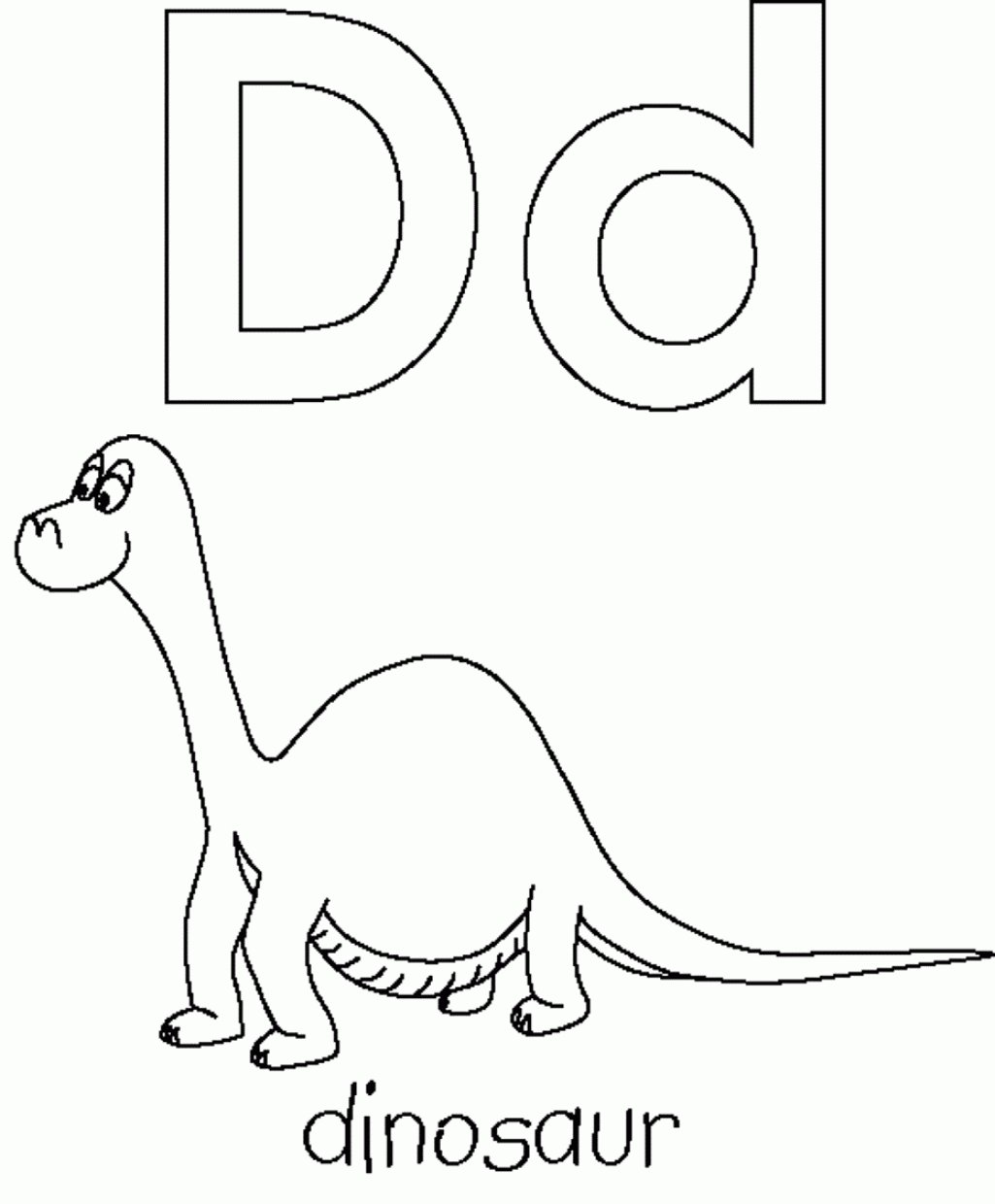 Free Printable Alphabet Coloring Pages Kids New