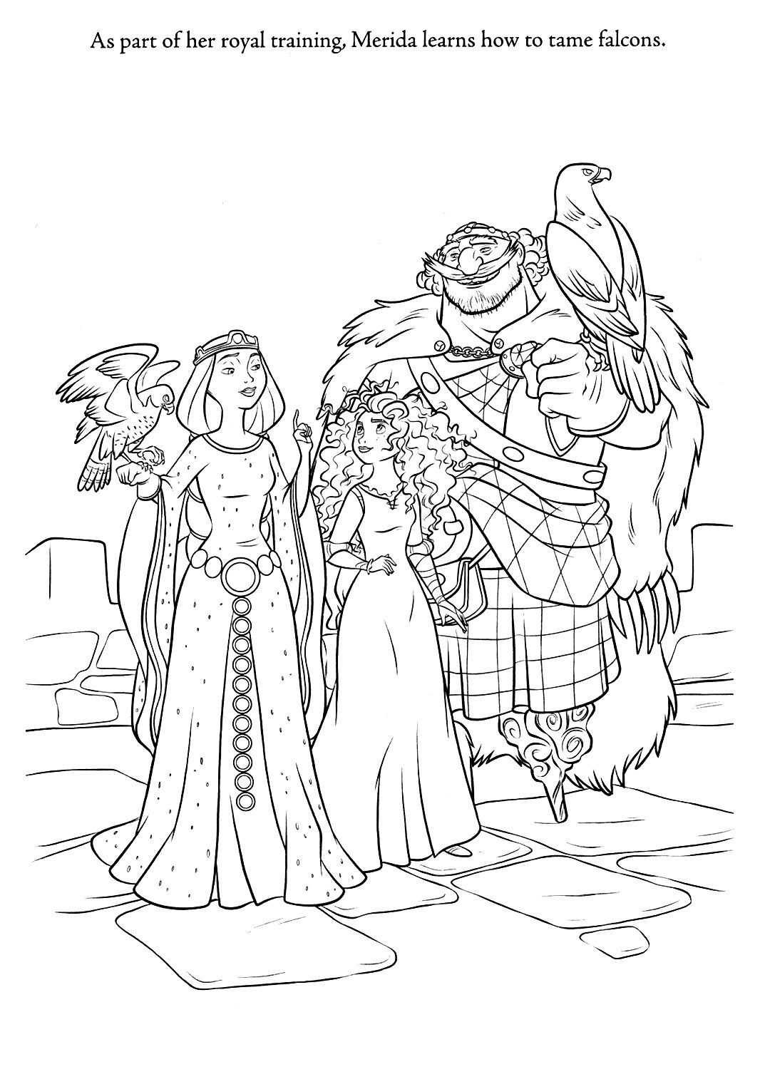 Fresh Brave Coloring Pages 41 About Remodel Seasonal Colouring