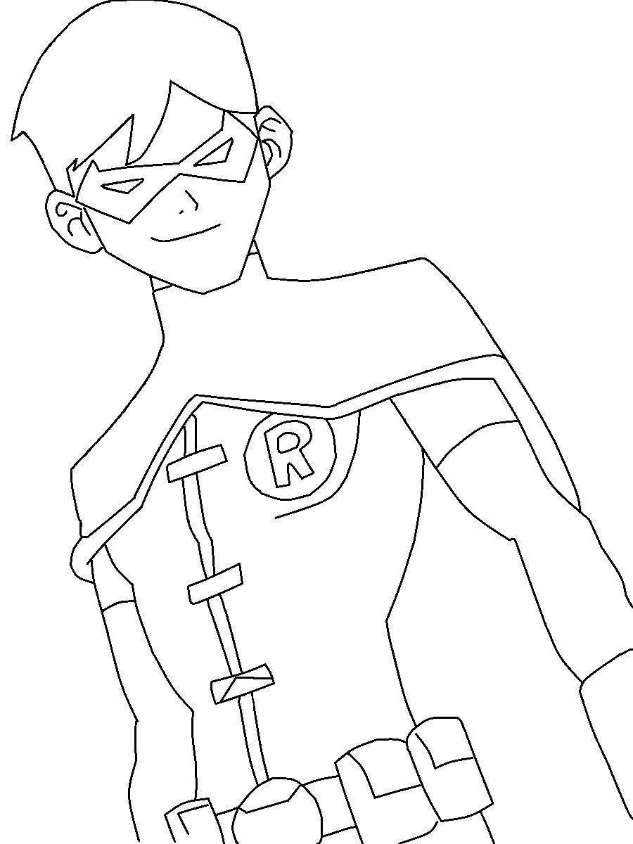 Fresh Nightwing Coloring Pages 39 On Free Colouring Pages With