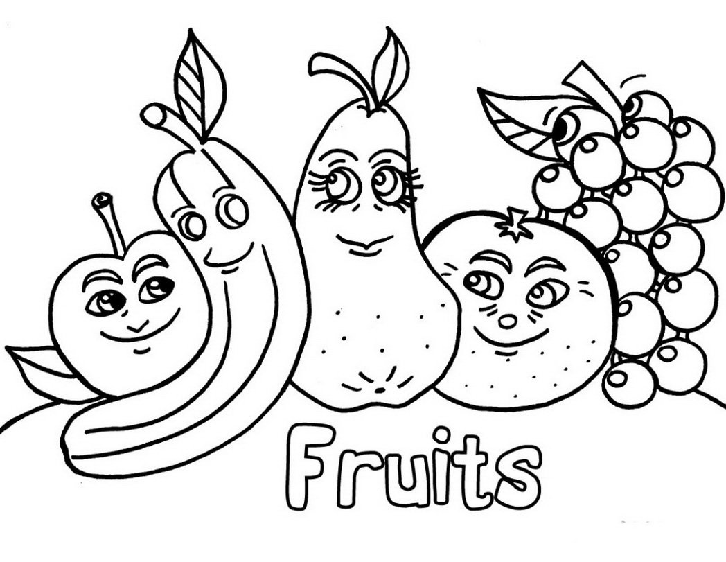 Download Fun Coloring Pages To Print
