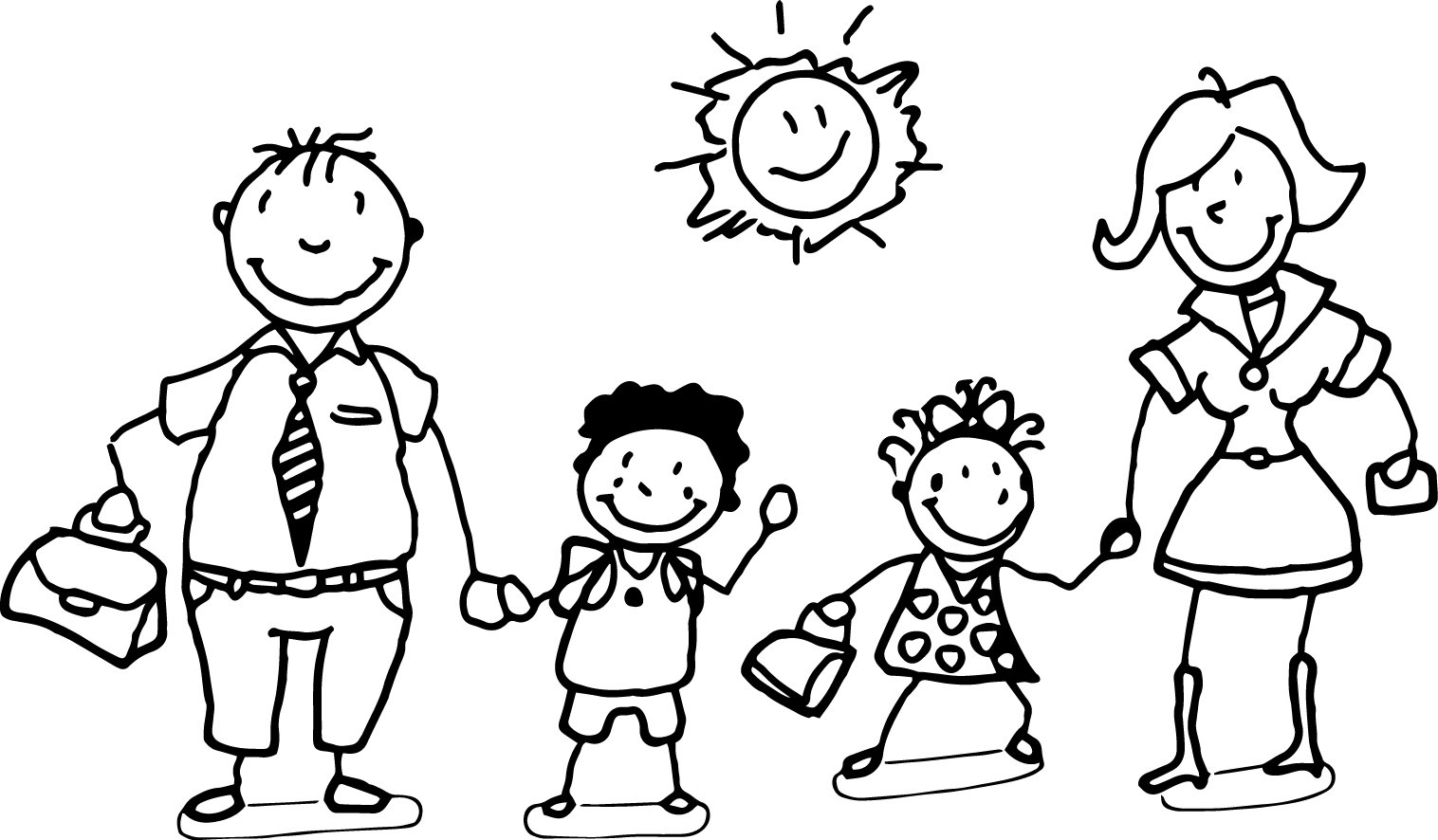 Good Family Coloring Pages 16 About Remodel Coloring Pages Online