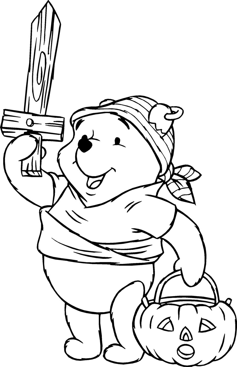 Good Halloween Coloring Pages Printable 34 For Your Coloring For