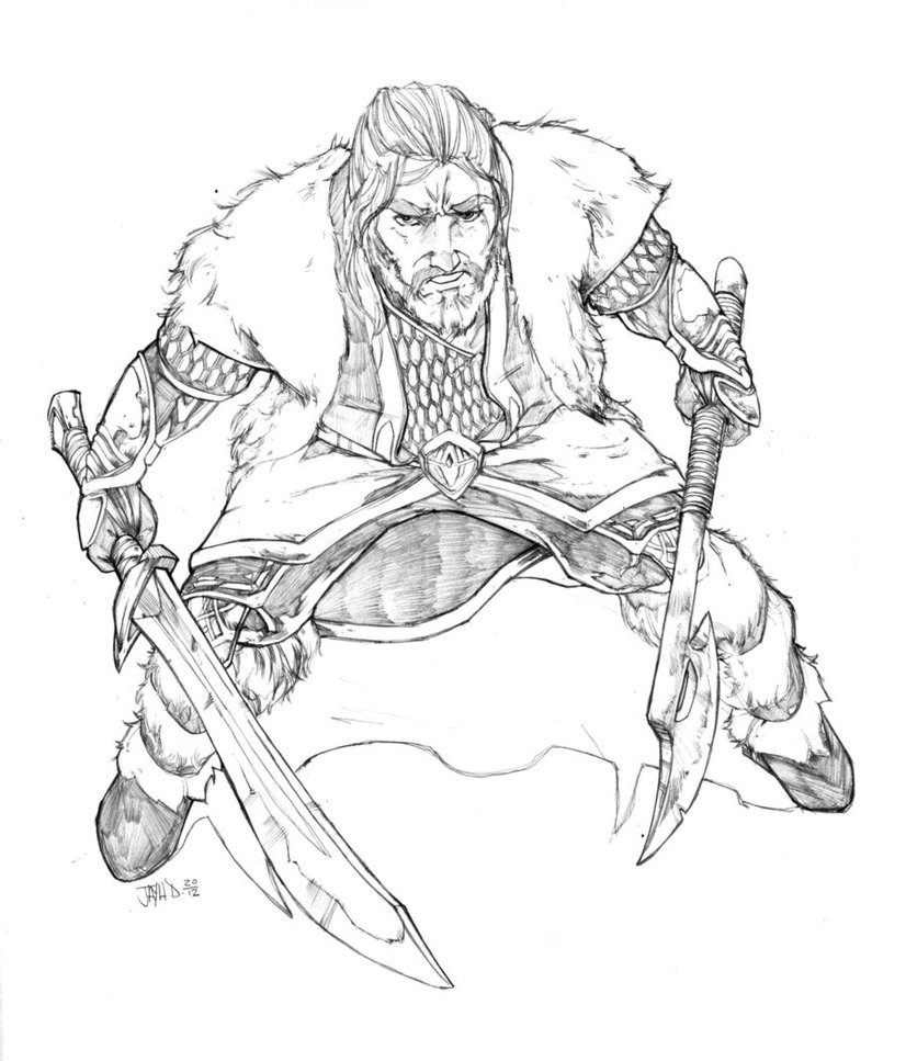 Good Hobbit Coloring Pages 17 On Free Colouring Pages With Hobbit