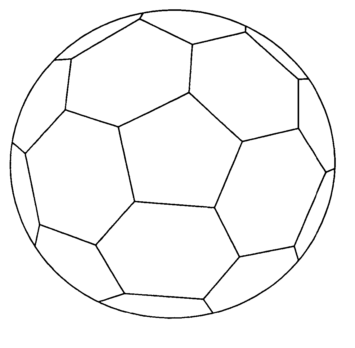 Good Soccer Ball Coloring Page 68 On Seasonal Colouring Pages With