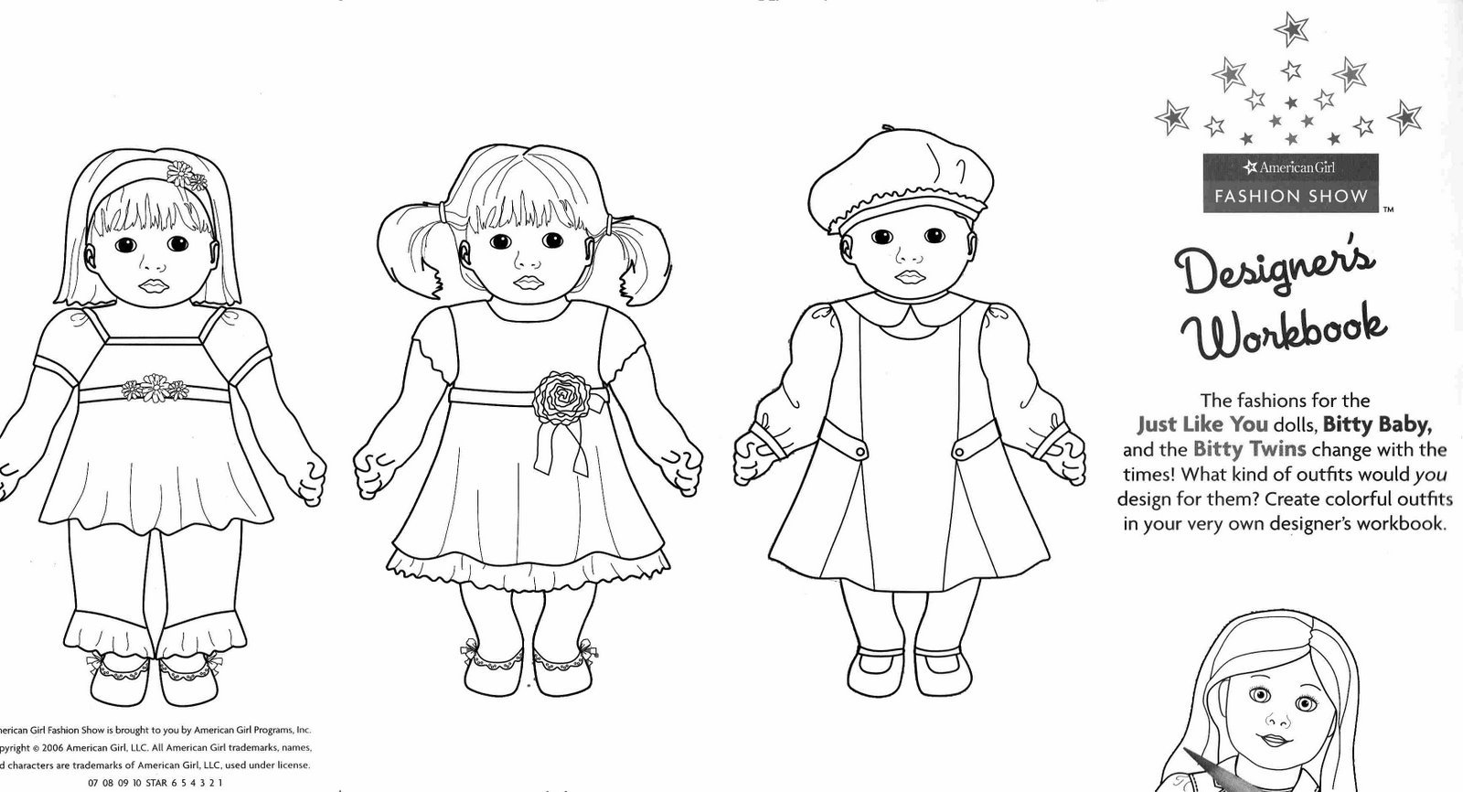 Great American Girl Coloring Pages 20 On Free Coloring Book With