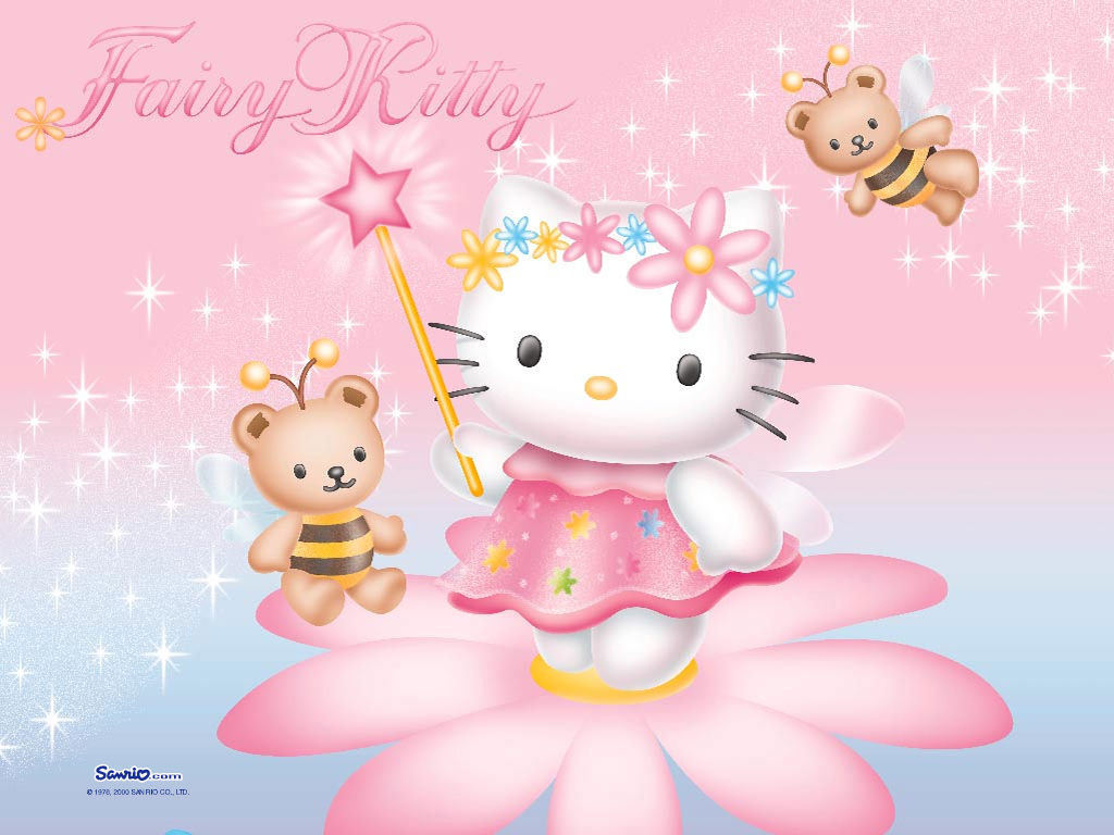 Hello Kitty Wallpaper Free Download By Epiktetos Gilcriest