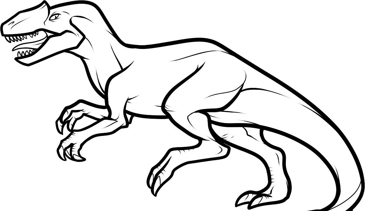 Luxury Dinosaur Coloring Page 80 For Coloring Pages Online With