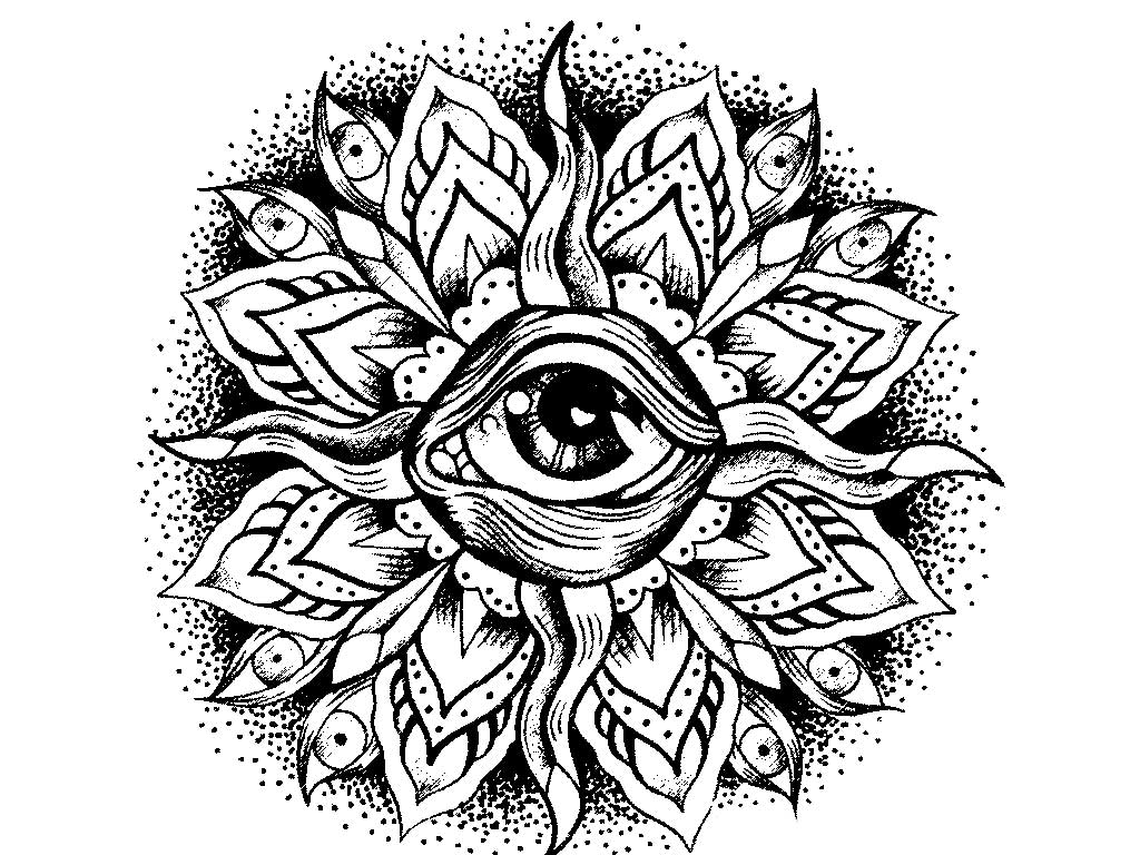 Mandala Coloring Pages Advanced Level Archives With Adult Mandala