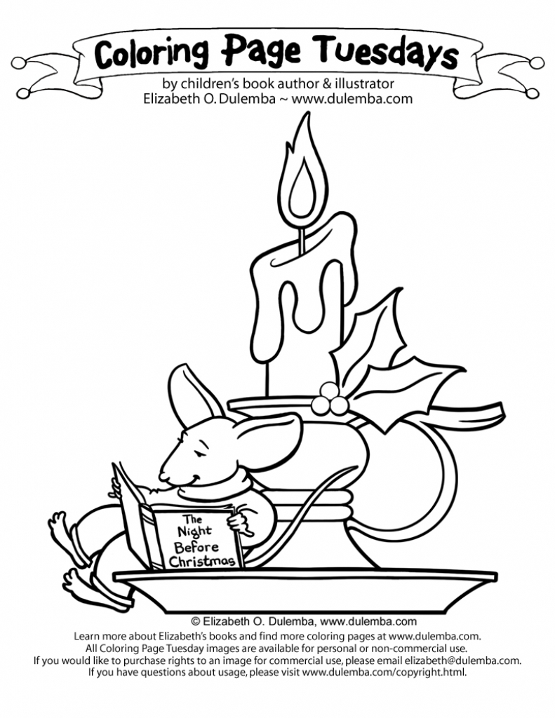 Mary Engelbreit Coloring Pages To Inspire To Color Page