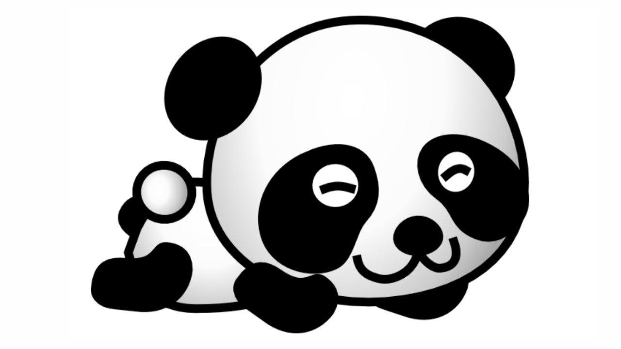 How To Draw Cute Panda [very Easy]