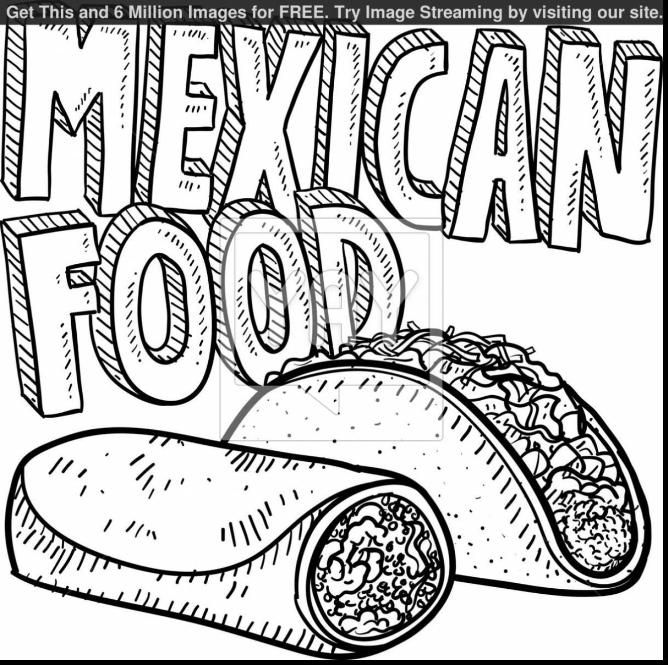 Mexico Coloring Pages Mexican Culture Archives And Mexico Coloring