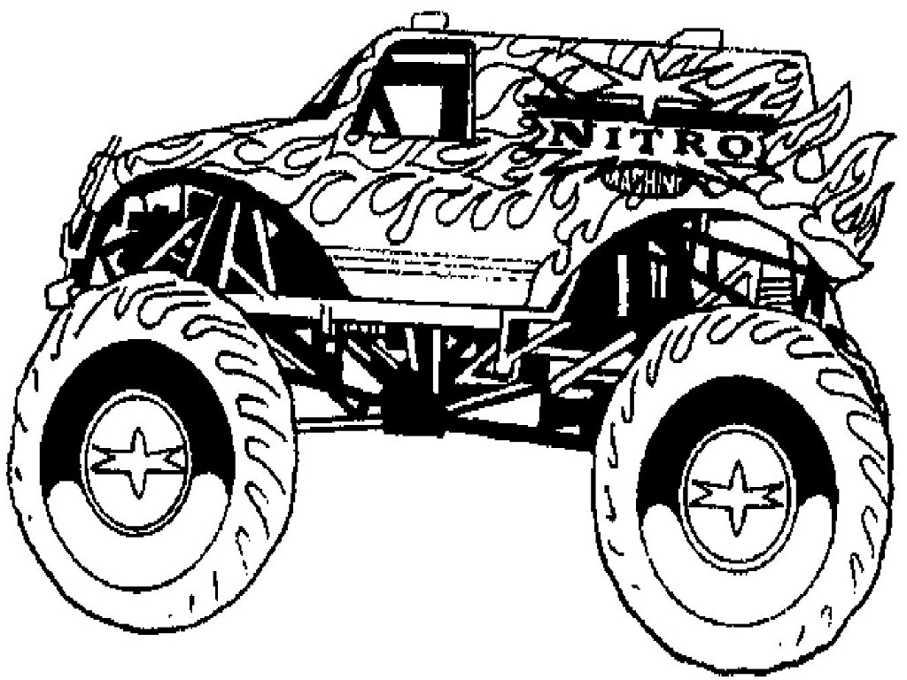 Monster Energy Clipart Coloring Page
