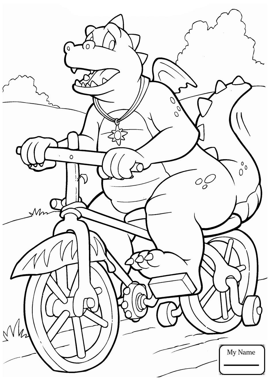 Mr Crayon Dragon Tales Cartoons Dragon Tales Coloring Pages