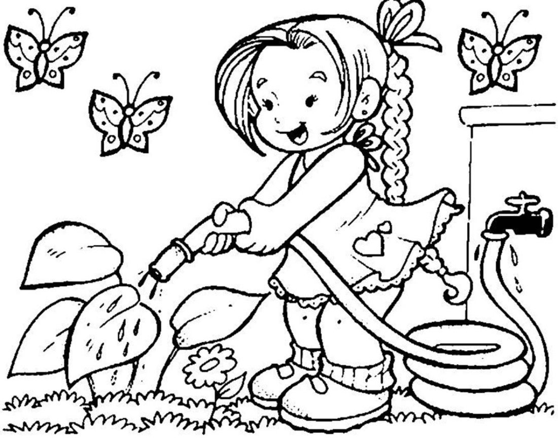 New Children Coloring Pages 15 In Coloring Print With Children