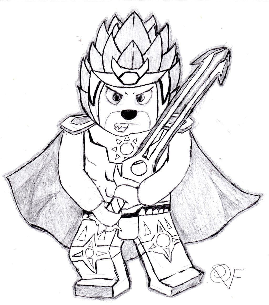 New Lego Chima Coloring Pages 69 On Download Coloring Pages With