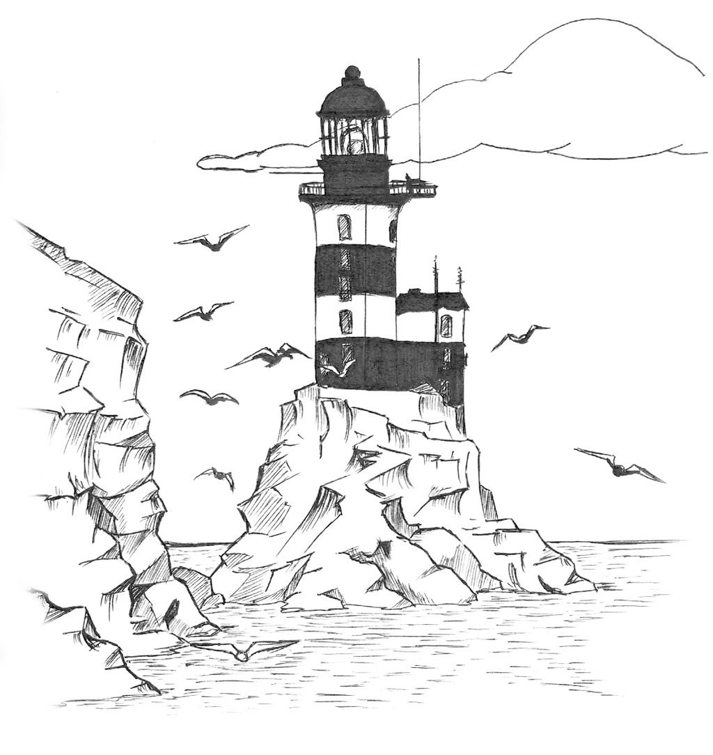 New Lighthouse Coloring Pages 16 For Your Seasonal Colouring Pages