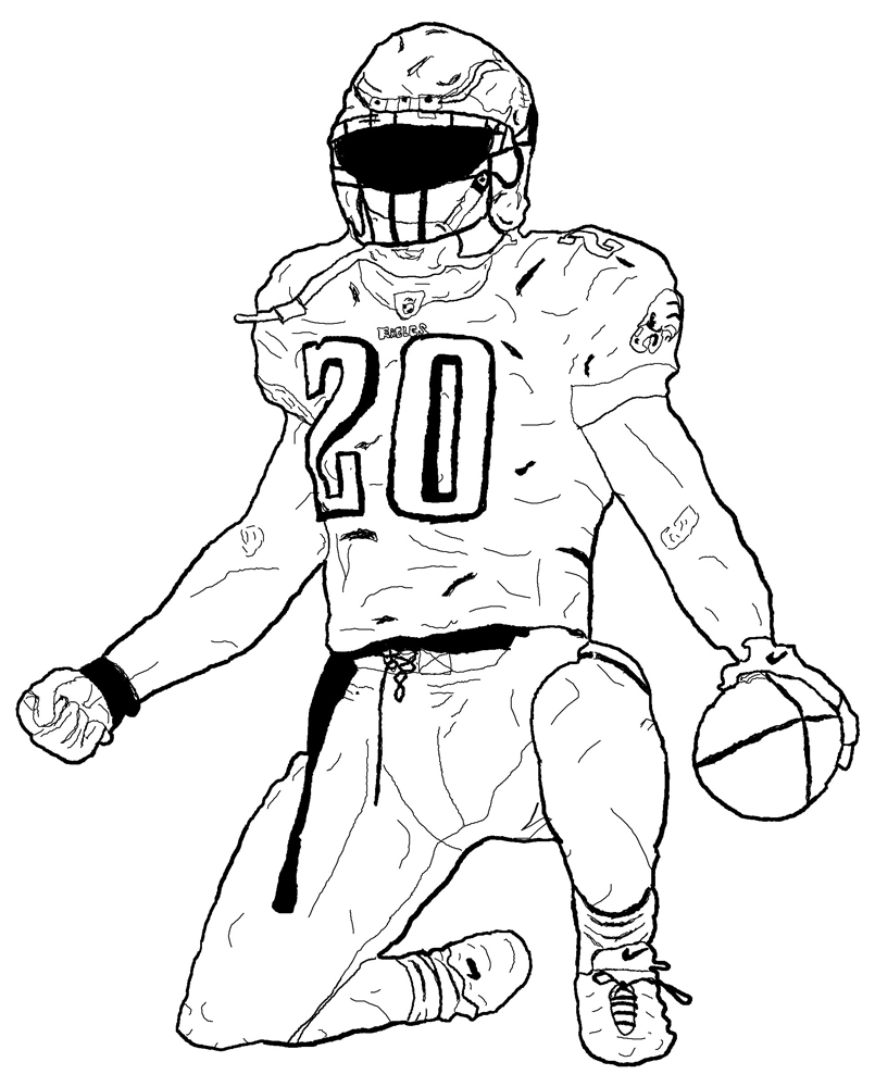 Nfl Coloring Pages Seahawks Nfl Coloring Pages Free Coloring