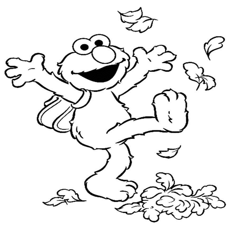 Online Elmo Coloring Pages 60 About Remodel Free Colouring Pages
