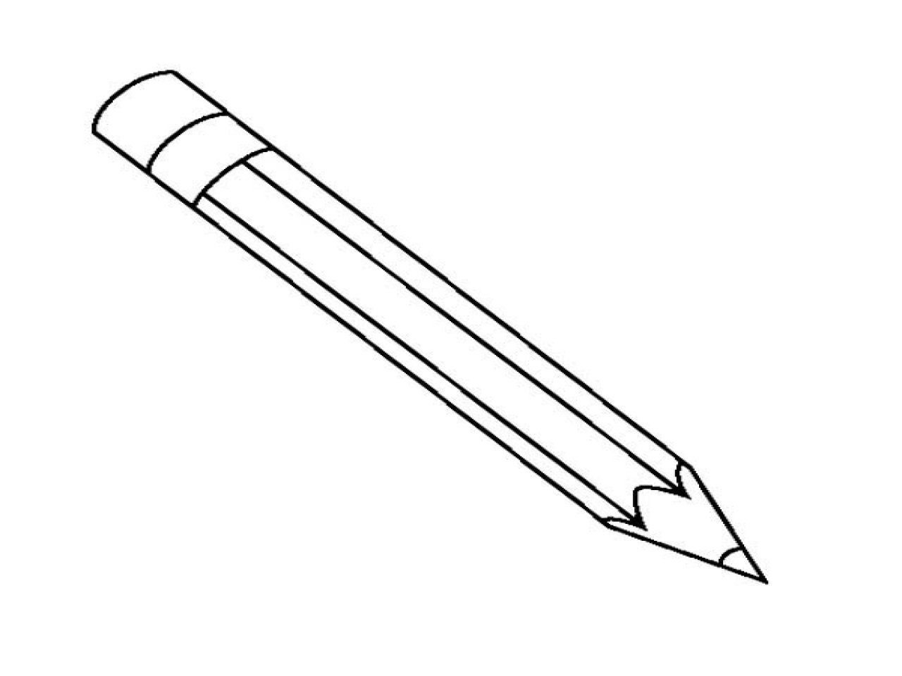 Pencil Coloring Pages To Print At Page